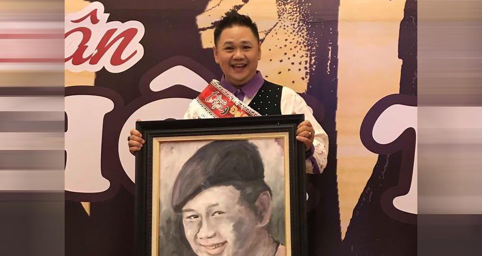 """Nghệ sĩ Minh Béo nhận giải thưởng """"ĐẠI SỨ THIỆN CHÍ"""""""