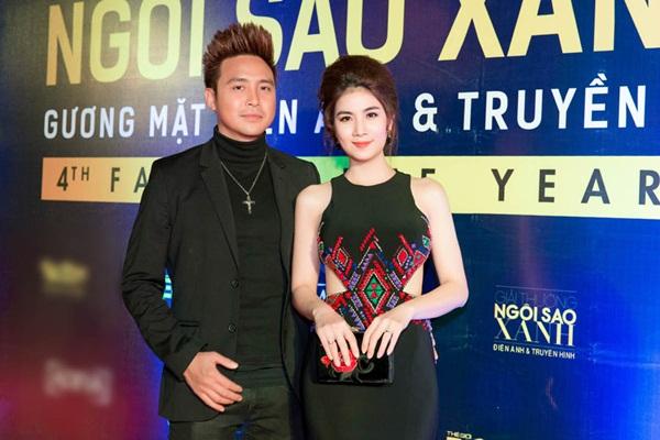 """Kha Ly lần đầu mặc gợi cảm, Thanh Duy khéo léo nhắc vợ tránh """"tai nạn"""""""