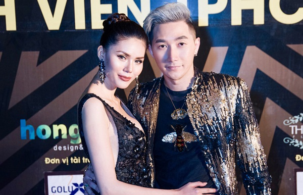 Siêu mẫu Nam Phong cùng Á hậu Kim Nguyên ngồi ghế nóng Chung kết Người Mẫu Thể Hình Sinh Viên
