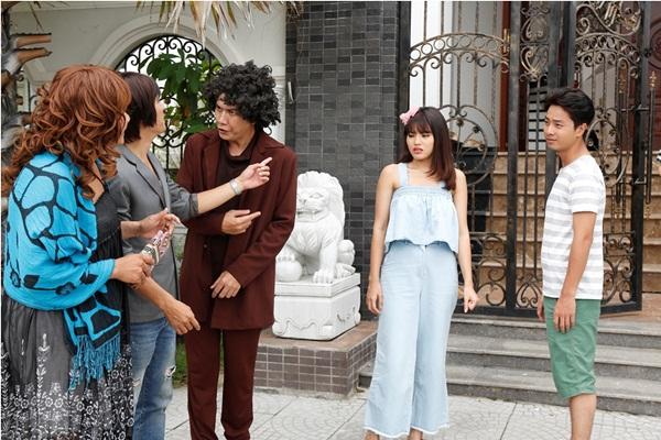 """Bom tấn sitcom """"Thiên thần 1001"""" lên sóng giờ vàng đầu năm mới"""