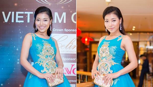 Hoa hậu Linh Huỳnh: Hãy tin vào chính mình để toả sáng