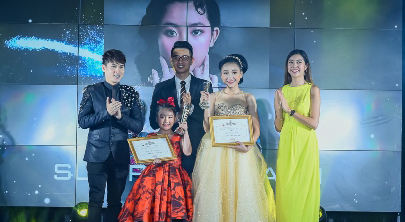Hàng loạt sao Việt đến ủng hộ đêm vinh danh người mẫu nhí