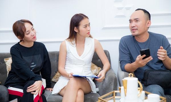 Diệp Bảo Ngọc tư vấn Thu Trang - Tiến Luật làm đẹp ngày gần Tết