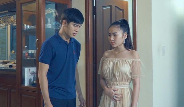 Tình chị duyên em, Thư Thư đau đớn khi biết mình có thai với Minh Huy