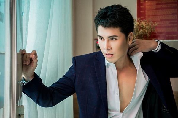 Hoàng Phi Kha chuẩn bị tham gia cuộc thi Mister Asian International 2018