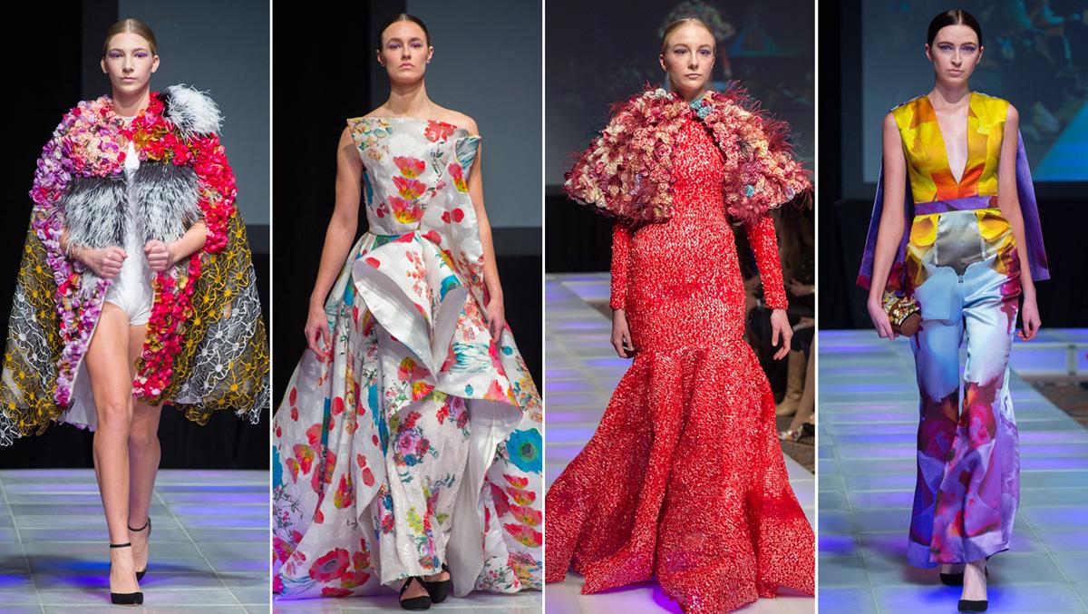 Valentines Vân Nguyễn với BST All About Haute gây chấn động làng thời trang New York