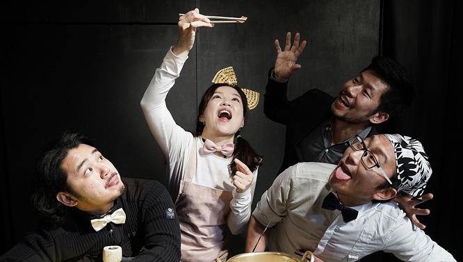 Rhythm & Theater đến Việt Nam biểu diễn trong chương trình Bếp Ngon