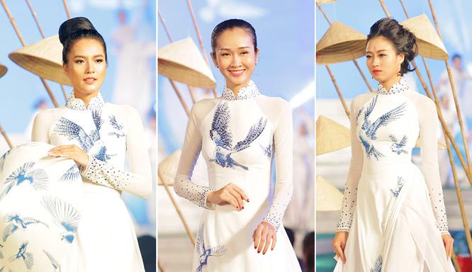 """Mãn nhãn với BST """"Giấc mơ hòa bình"""" của NTK Ngô Nhật Huy"""