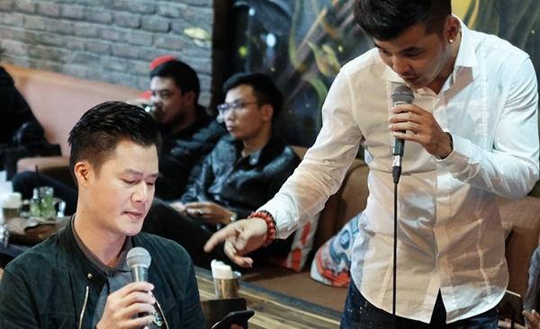 Quang Dũng, Thu Minh hết mình với Liveshow Ưng Hoàng Phúc