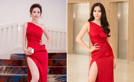 Đụng váy Nam Em, Á Hậu Thanh Trang chính thức ghi danh gameshow mới