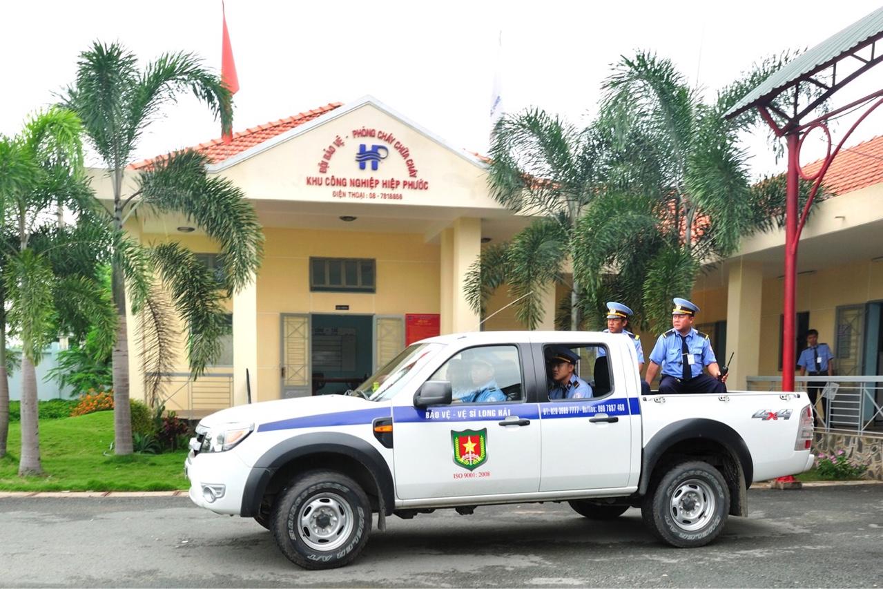 """Tập đoàn Dịch vụ Bảo vệ - Vệ sĩ Long Hải - """"Nơi niềm tin được bảo vệ"""""""