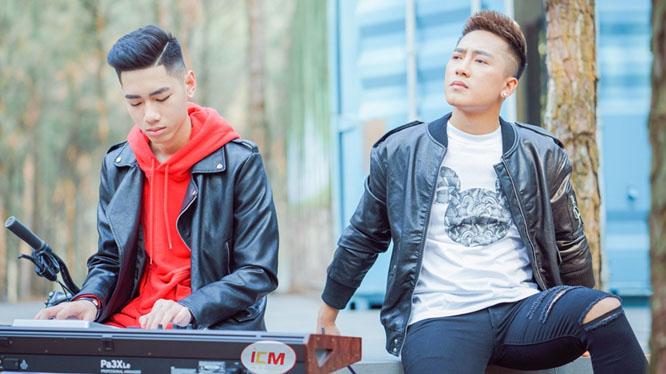 Châu Khải Phong hợp tác K-ICM, Quang Đăng Trần (Q-ICM) tung siêu hit