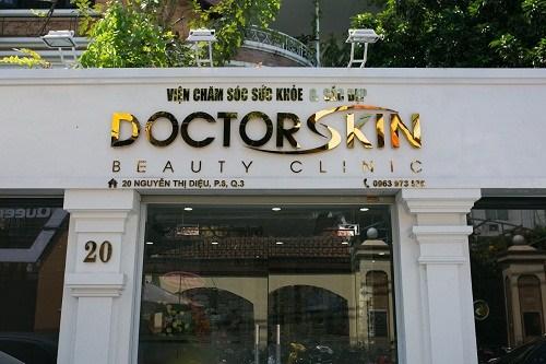 Doctor Skin Beauty Clinic ra mắt diện mạo mới kỷ niệm 8 năm hình thành và phát triển