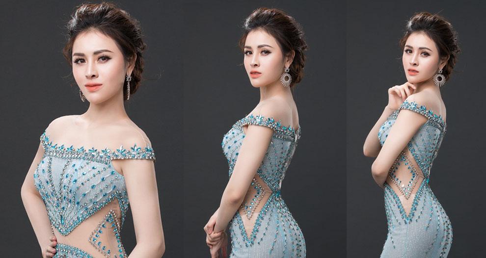 Vượt mặt nhiều đối thủ nặng ký, Thư Dung lọt Top 5 Miss Eco International do Missosology bình chọn