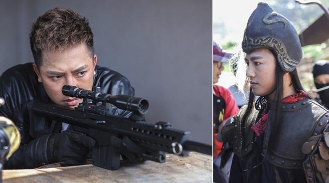 """Chán làm soái ca, Châu Khải Phong chuyển nghề """"sát thủ"""""""
