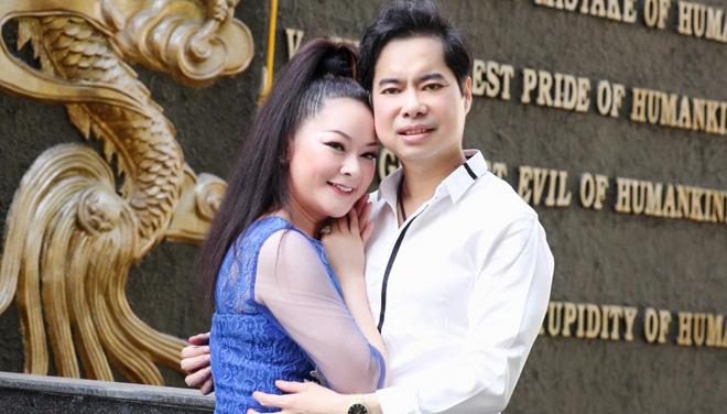 """Ngọc Sơn thừa nhận từng yêu và muốn """"cưa"""" Như Quỳnh"""