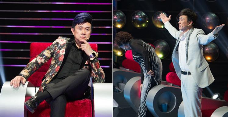 Chí Tài thay Phi Nhung làm giám khảo Ban nhạc quyền năng