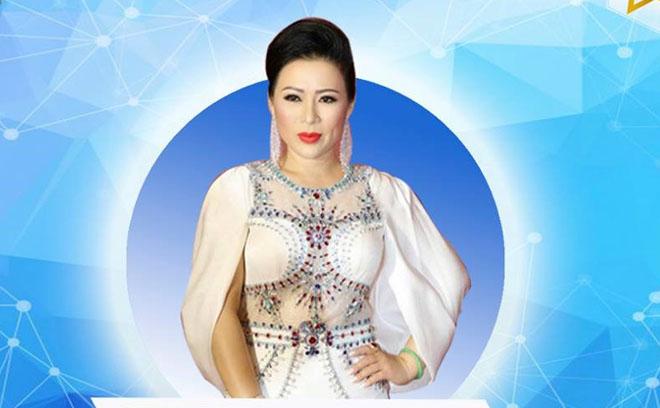 """CEO Kristine Thảo Lâm sẽ truyền lửa cho doanh nhân khi ngồi ghế """"Nóng"""""""