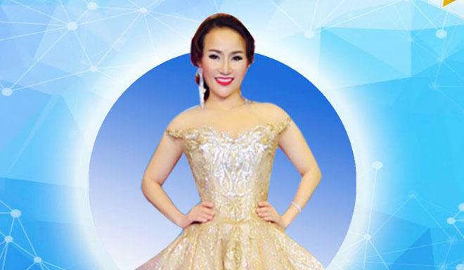 """Hoa hậu Nguyễn Lan Vy là thành viên BGK cuộc thi """"Doanh nhân Tài năng 2018"""""""
