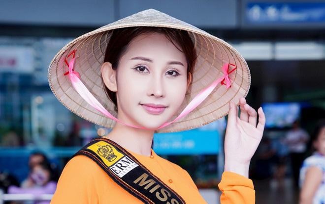 Chi Nguyễn quyết tâm giành vương miện Miss Asia World 2018