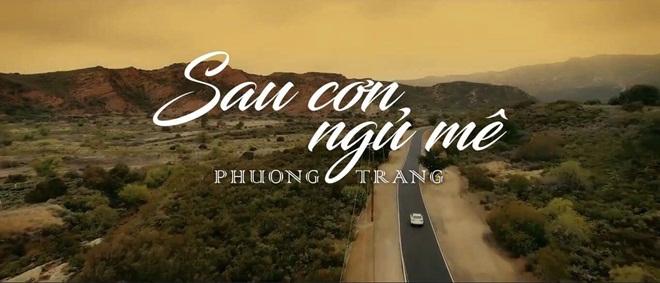 Phương Trang đau đớn chuyện tình trong MV mới