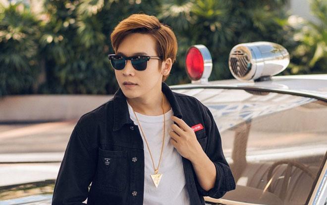 Trần Vũ táo bạo thể hiện khả năng sản xuất âm nhạc trong album đầu tay