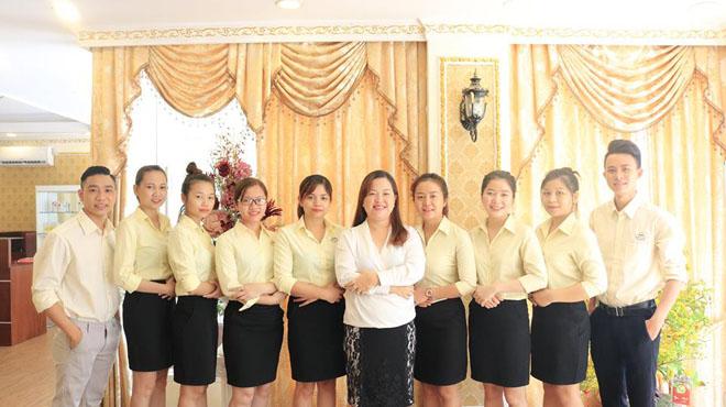MGK Thiên Khuê với mô hình trường học spa đầu tiên tại Việt Nam