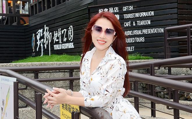 """Hoa hậu Hoàng Ny ngồi """"ghế nóng"""" cuộc thi Miss & Mrs Việt Nam International 2018"""