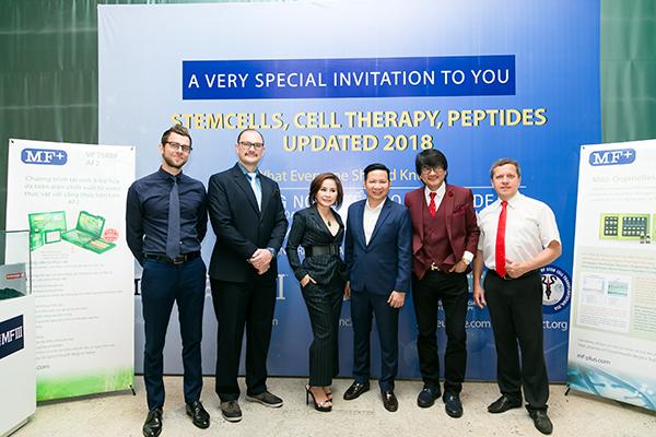 Hội thảo khoa học chuyên đề về công nghệ Tế Bào Gốc diễn ra thành công tại TP.HCM