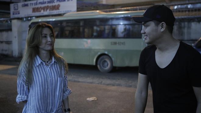 """Vĩnh Thuyên Kim: """"Tôi không thể diễn cảnh mùi mẫn với Minh Luân"""""""