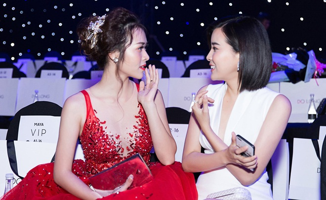 Cao Thái Hà, Diệp Bảo Ngọc dự show thời trang đỉnh cao của NTK Đỗ Long