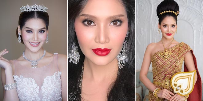 """Hoa hậu Trái đất 2013 Polly Punika làm giám khảo """"Nữ hoàng Nhan sắc Quốc tế Miss U30 2018"""" tại Thailand"""