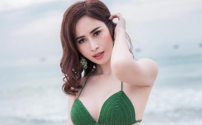 Princess Ngọc Hân nóng bỏng và quyến rũ chào đón mùa hè tại Đà Nắng