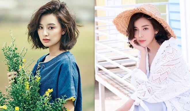 Cao Thái Hà tung ảnh đẹp mơ màng, không thua kém Kim Ji Won