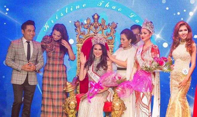 Hoa hậu Vicky Đinh thành công ở thương trường kinh doanh mới trở lại showbiz