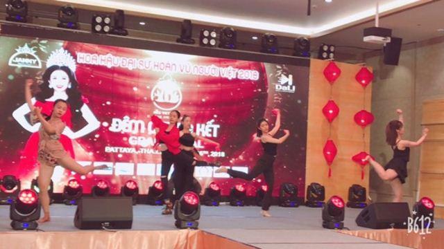 Hoa hậu Đại sứ Hoàn vũ người Việt 2018 trước giờ G