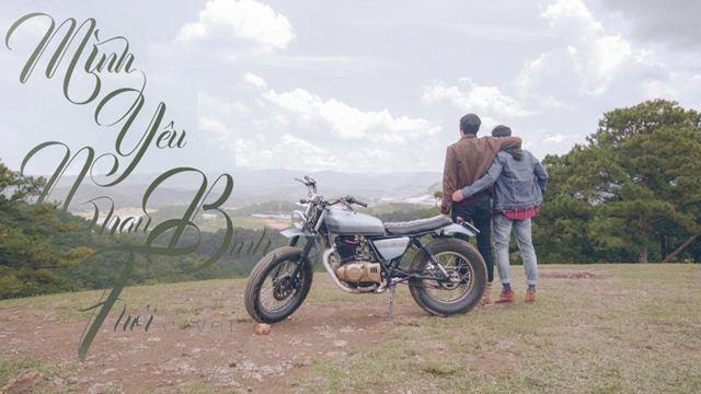 """Duy Khoa trải lòng với ca khúc """"Mình yêu nhau bình yên thôi"""" phiên bản cover"""