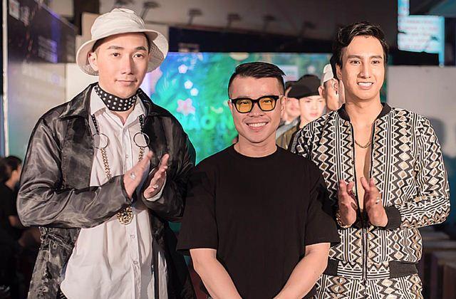 Siêu mẫu, diễn viên Nam Phong khoe vẻ Nam Thần trong BST mới của NTK Phúc Trần