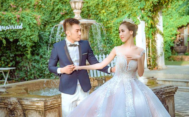 Huỳnh Toàn tâm huyết với thương hiệu đồ cưới Joli