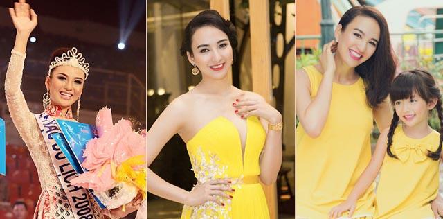 Ngọc Diễm: Hành trình 10 năm bảo vệ hình ảnh Hoa hậu du lịch Việt Nam
