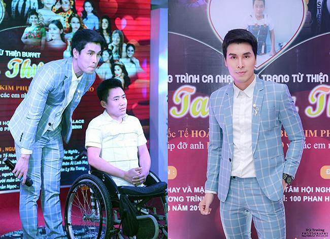 Nhiều sao Việt ủng hộ Hoàng Phi Kha tổ chức đêm nhạc từ thiện 'Vòng Tay Yêu Thương'