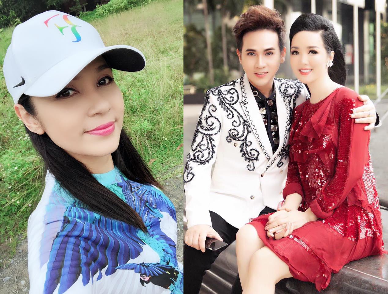 Ảnh đời thường qua Facebook Sao Việt ngày 25/8/2018