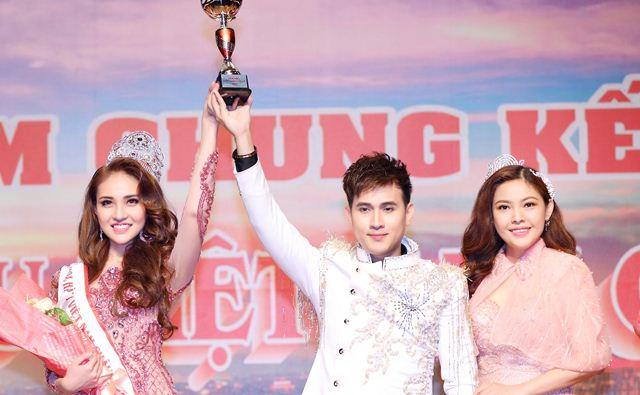 Người đẹp Gia Hòa đăng quang Hoa Hậu Việt Nam Châu Á 2018