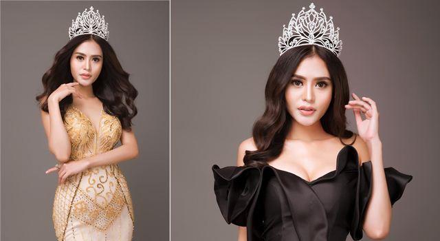 Hoa khôi Thời trang Dy Khả Hân quyết tâm thi Hoa hậu để đổi đời