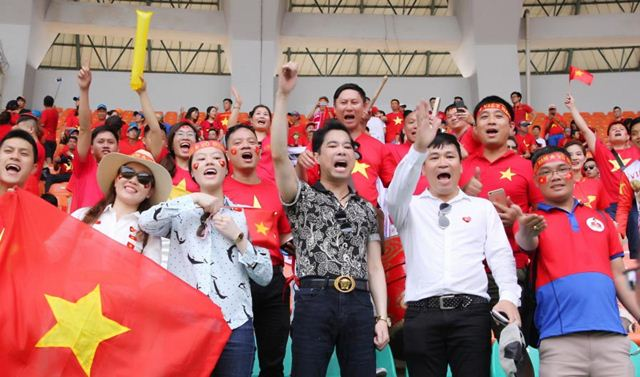 """Danh ca Ngọc Sơn: """"Olympic Việt Nam mãi là niềm tự hào của người hâm mộ"""""""