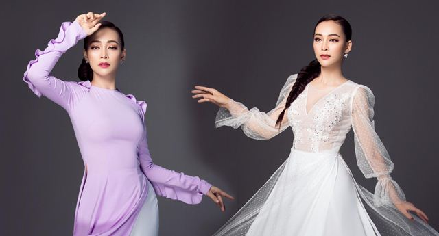 """Trần Mỹ Ngọc khoe thần thái rạng ngời sau 2 tháng đăng quang """"Duyên dáng Bolero 2018"""""""
