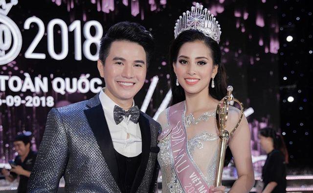 """MC chung kết Hoa hậu Việt Nam 2018: """"Đừng vội chê Tiểu Vy"""""""
