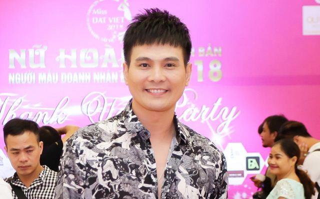 Lâm Hùng hội tụ các người đẹp đăng quang Người mẫu Nữ doanh nhân đất Việt 2018