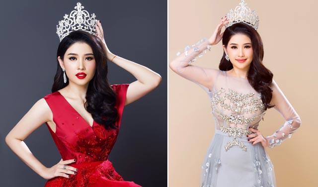 Phạm Hoàng Diễm My khoe sắc xinh đẹp sau đăng quang HH Doanh nhân Việt Đông Nam Á 2018
