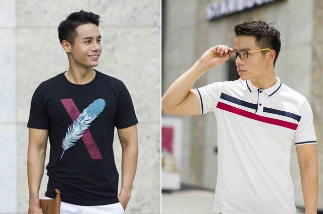 """Nam vương Cao Xuân Tài """"siêu cool"""" xuống phố với áo thun F2 for Men"""